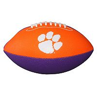 Baden Clemson Tigers Junior Size Grip Tech Football