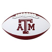 Baden Texas A&M Aggies Junior Size Grip Tech Football