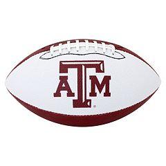 Baden Texas A&M Aggies Junior Size Grip Tech Football