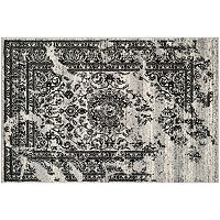 Safavieh Adirondack Caliope Framed Floral Rug
