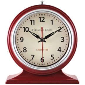 FirsTime Colorfully Awake Table Clock