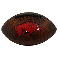 Baden Arkansas Razorbacks Mini Vintage Football