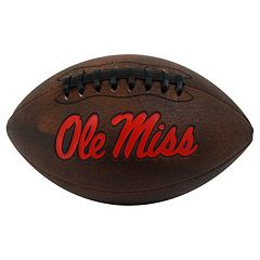 Baden Ole Miss Rebels Mini Vintage Football