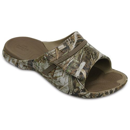 f9c0c508ea87 Crocs MODI Sport Realtree Max-5 Men s Slide Sandals