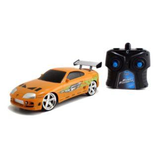 Fast & Furious 1:24 Radio Control Brian's Toyota Supra by Jada Toys