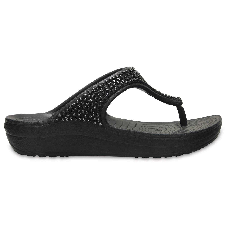 f2ac39219bf4b6 Womens Crocs Narrow Sandals