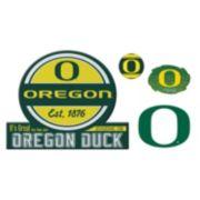 Oregon Ducks Game Day 4-Piece Magnet Set