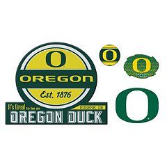 Oregon Ducks Game Day 4-Piece Magnet Set