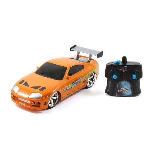 Fast & Furious 1:16 Radio Control Brian's Toyota Supra by Jada Toys
