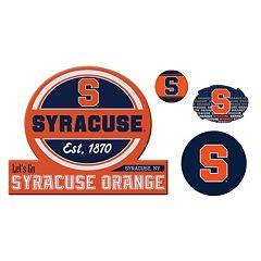 Syracuse Orange Game Day 4 pc Magnet Set