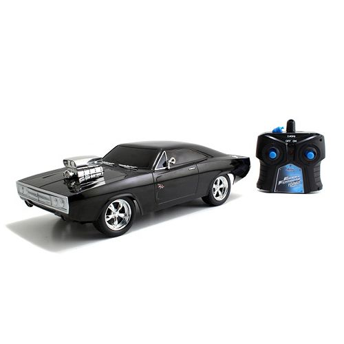 Fast & Furious 1:16 Radio Control Dom's Charger R/T by Jada Toys