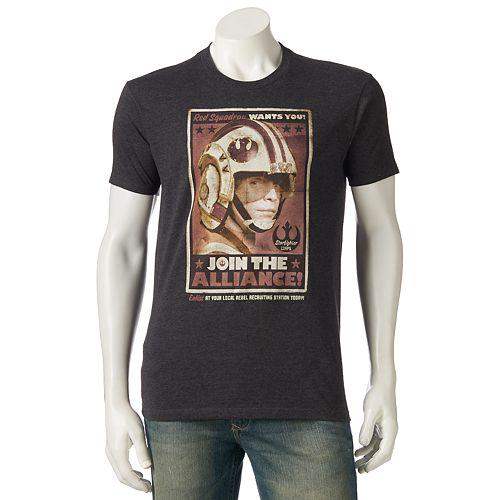 Men's Star Wars Luke Skywalker Tee