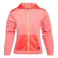 Girls 7-16 Hurley Dri-FIT Kara Zip-Up Hoodie