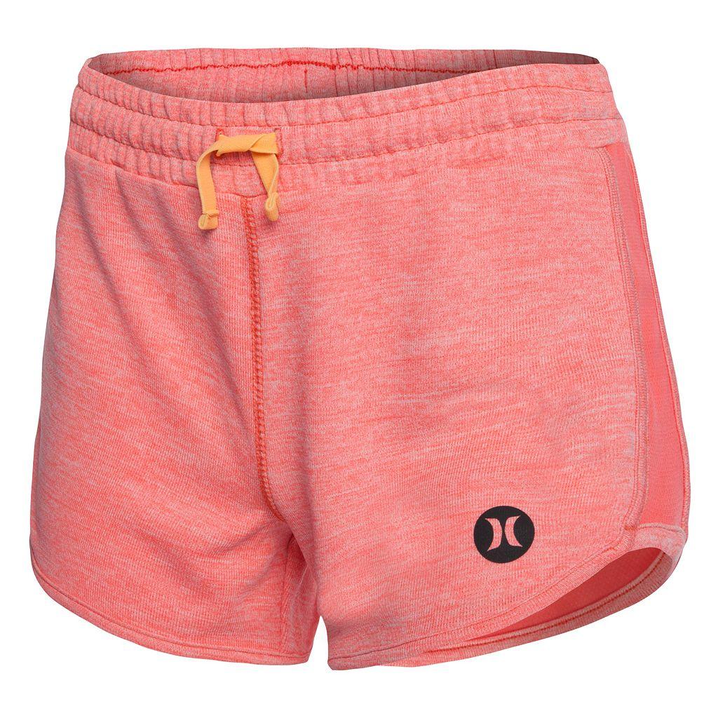 Girls 7-16 Hurley Dri-FIT Double Knit Beachrider Shorts