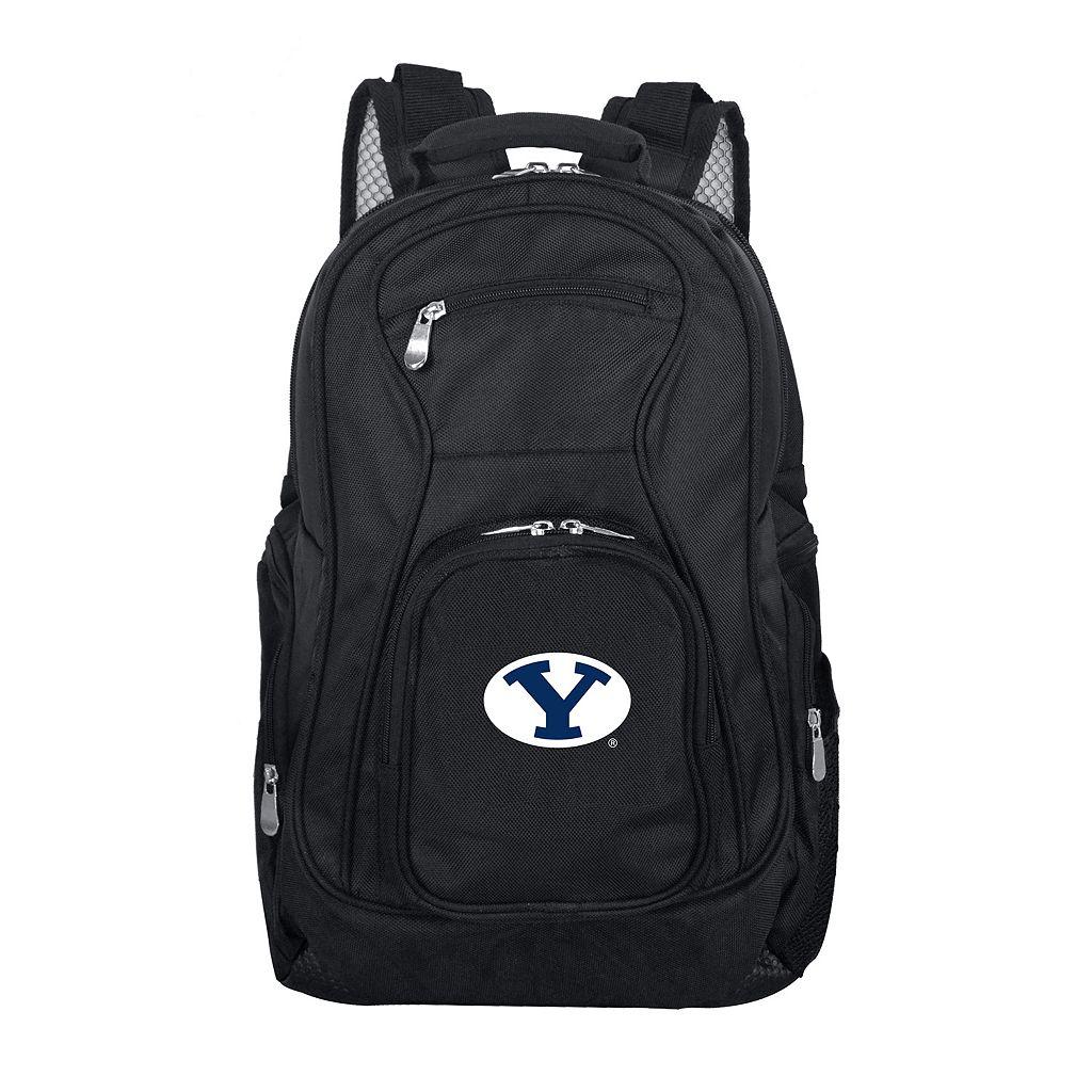 BYU Cougars Premium Laptop Backpack