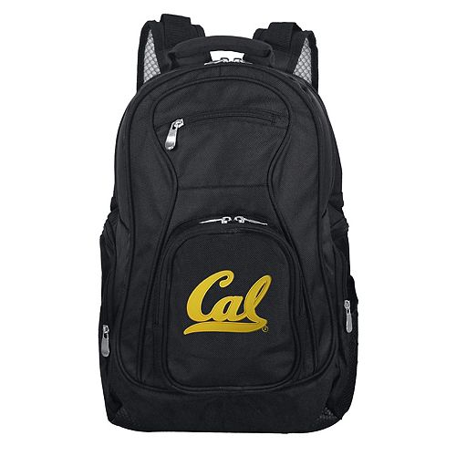 Cal Golden Bears Premium Laptop Backpack
