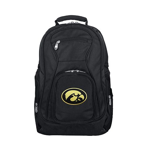 Iowa Hawkeyes Premium Laptop Backpack