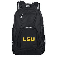 LSU Tigers Premium Laptop Backpack