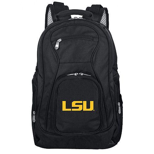 LSU Tigers Premium Laptop Backpack