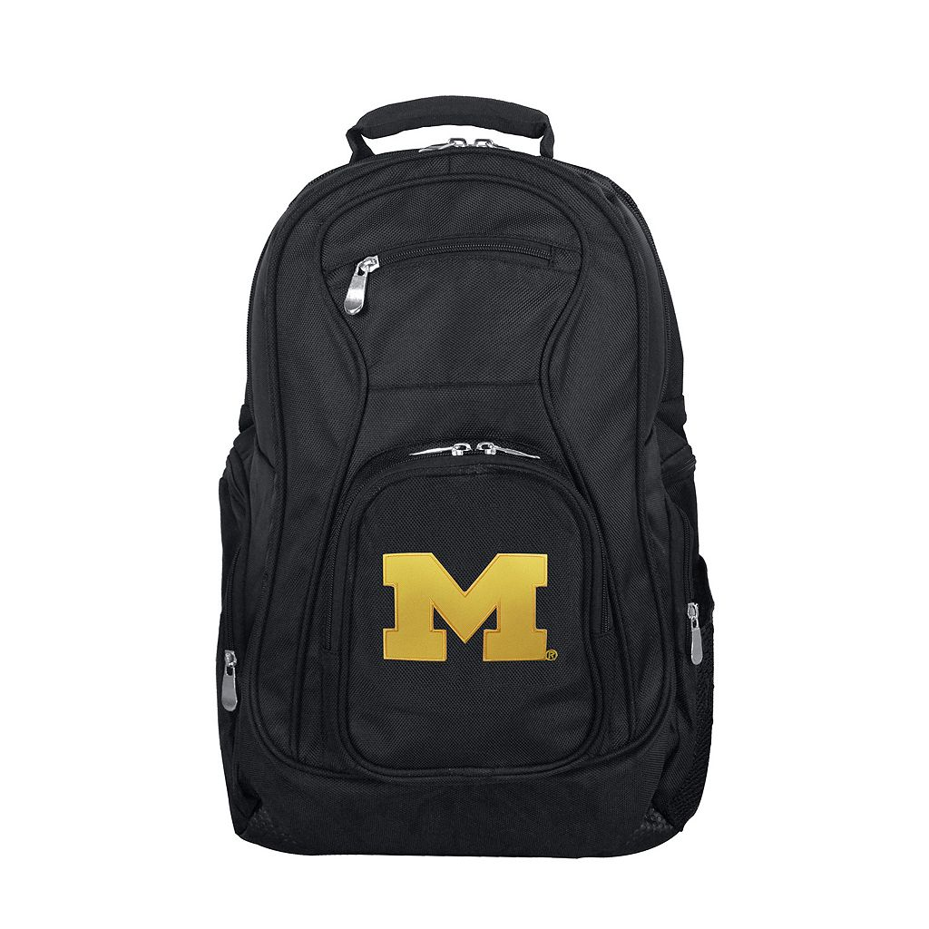 Michigan Wolverines Premium Laptop Backpack