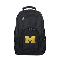 Michigan Wolverines Premium Laptop Backpack