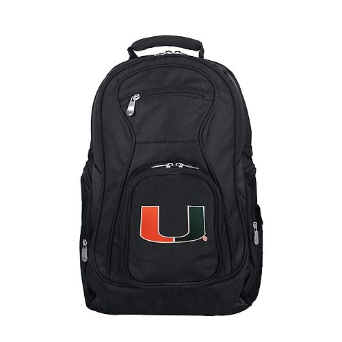 Miami Hurricanes Premium Laptop Backpack