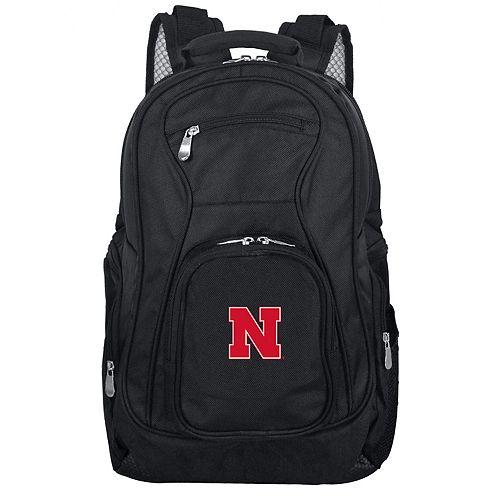 Nebraska Cornhuskers Premium Laptop Backpack