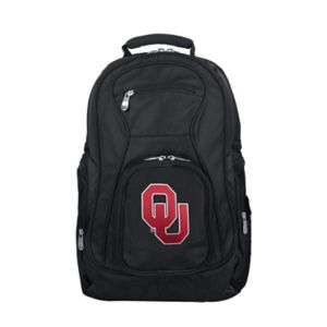 Oklahoma Sooners Premium Laptop Backpack
