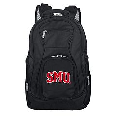 SMU Mustangs Premium Laptop Backpack