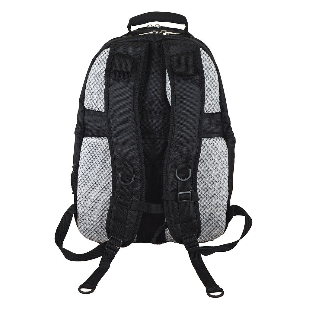 SMU Mustangs Premium Laptop Backpack