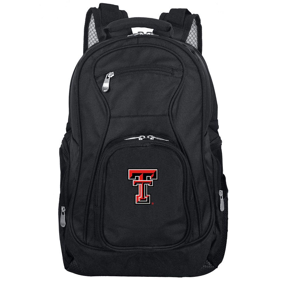Texas Tech Red Raiders Premium Laptop Backpack