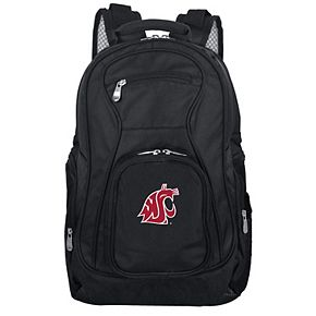 Washington State Cougars Premium Laptop Backpack