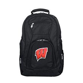 Wisconsin Badgers Premium Laptop Backpack