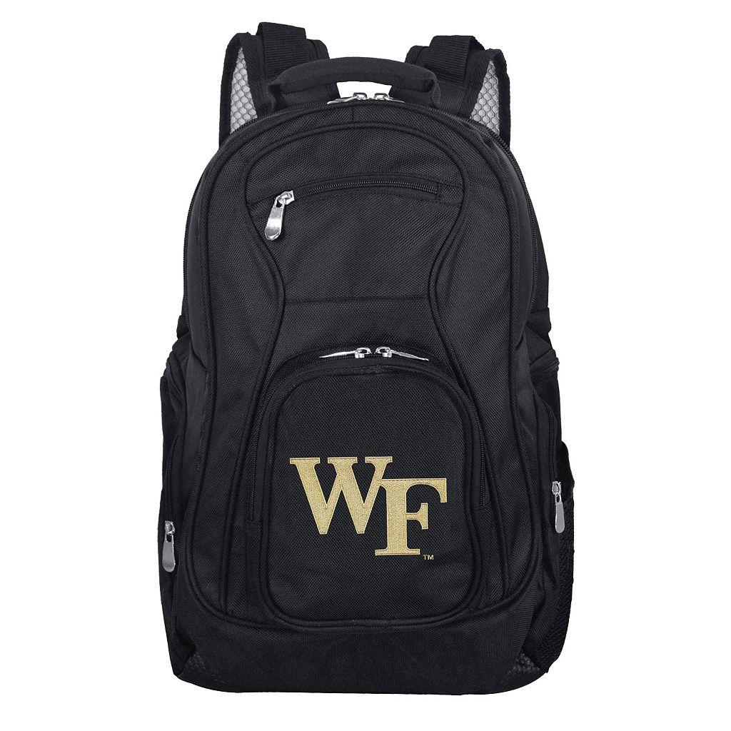 Wake Forest Demon Deacons Premium Laptop Backpack