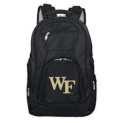 Wake Forest Demon Deacons Premium Laptop Backpack
