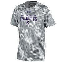 Boys 8-20 Under Armour Northwestern Wildcats Novelty Tech Tee