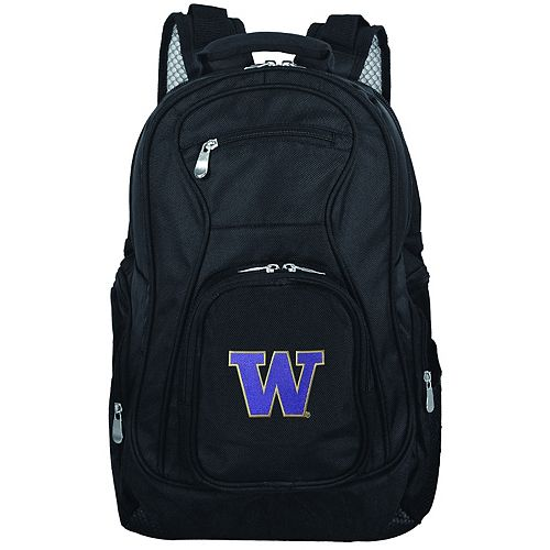 Washington Huskies Premium Laptop Backpack
