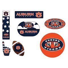 Auburn Tigers Tailgate 6 pc Magnet Set