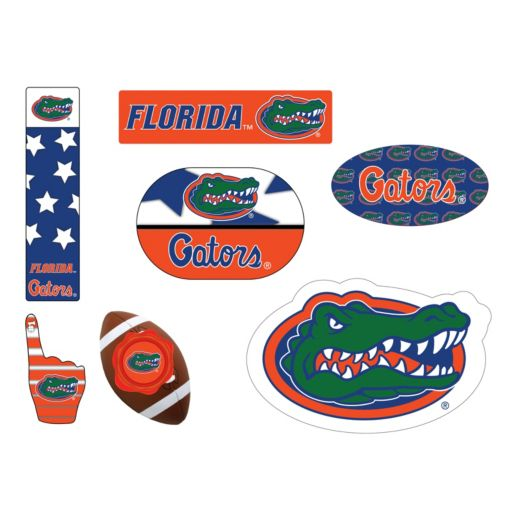 Florida Gators Tailgate 6-Piece Magnet Set