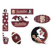 Florida State Seminoles Tailgate 6 pc Magnet Set