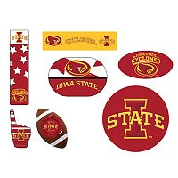 Iowa State Cyclones Tailgate 6-Piece Magnet Set