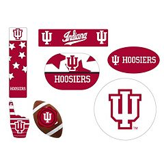 Indiana Hoosiers Tailgate 6-Piece Magnet Set