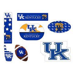 Kentucky Wildcats Tailgate 6-Piece Magnet Set