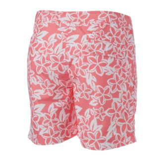 Men's Cole Slim-Fit Floral Hybrid Swim Shorts
