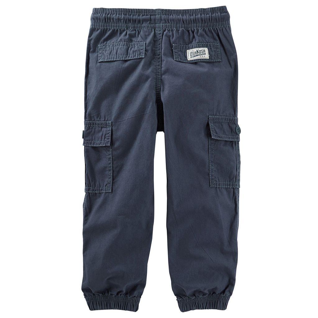 Boys 4-8 OshKosh B'gosh® Cargo Jogger Pants