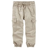 Boys 4-8 OshKosh B'gosh® Cargo Jogger Pants
