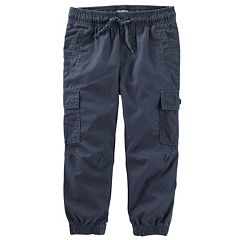 Boys Blue Cargo Pants - | Kohl's