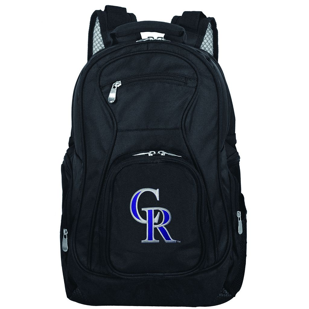 Colorado Rockies Premium Laptop Backpack