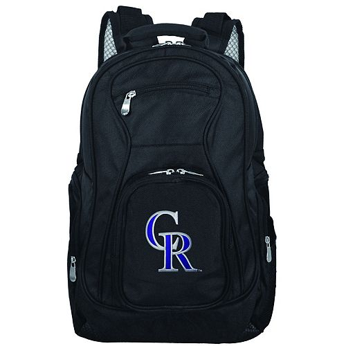 Colorado Rockies Premium Laptop Backpack