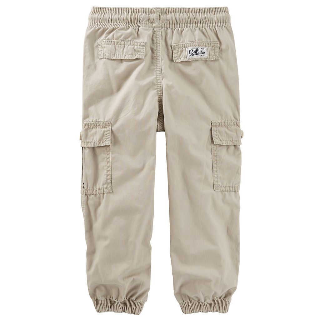 Toddler Boys OshKosh B'gosh® Cargo Jogger Pants